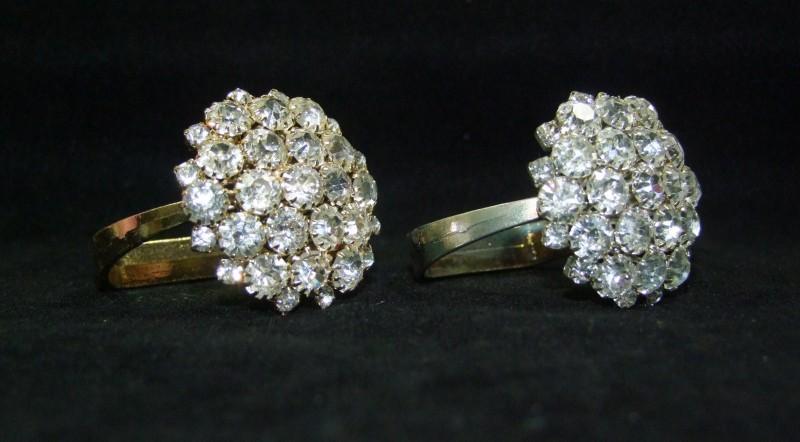 Luxusné, elegantné prstence na servítok
