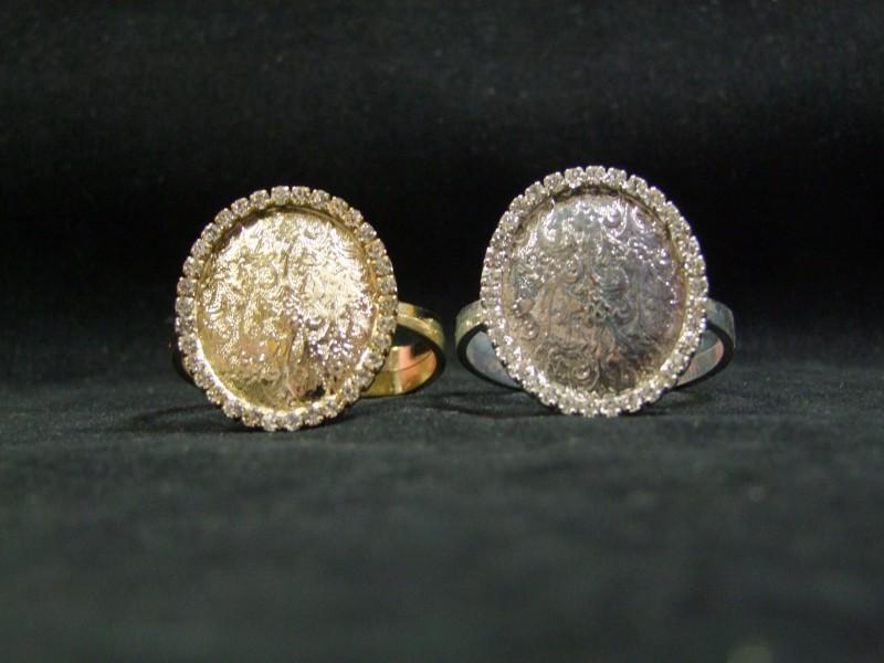 Luxusné,elegantné prstence na servítok