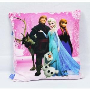 Dekoračný vankúš-Frozen 2
