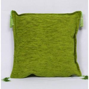 Dekoračny vankúš -poťah zelený