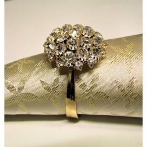 Prstenec Briliant zlatý