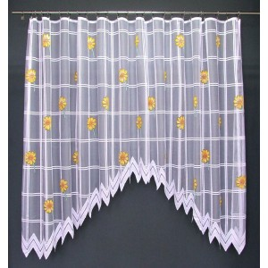 Záclona Olympia