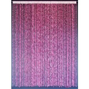 Záclona šnúrková