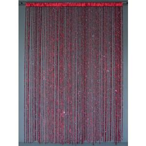 Záclona hotová šnúrková