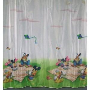 Detská záclona
