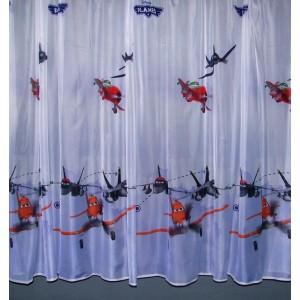 Záclona Lietadlá